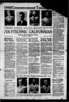 The Polytechnic Californian, June 7, 1940
