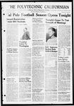 The Polytechnic Californian, September 20, 1940