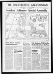 The Polytechnic Californian, September 27, 1940
