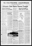 The Polytechnic Californian, October 18, 1940