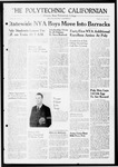 The Polytechnic Californian, October 25, 1940