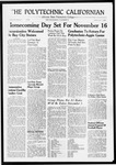The Polytechnic Californian, November 1, 1940