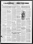 The California Polytechnic El Mustang, January 31, 1941