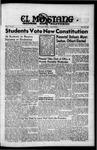 El Mustang, May 29, 1947
