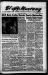 El Mustang, August 1, 1952