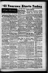 El Mustang, March 13, 1953