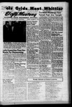 El Mustang, October 30, 1953