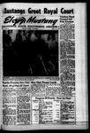 El Mustang, April 30, 1954