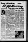 El Mustang, October 1, 1954