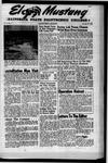 El Mustang, January 27, 1956