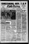 El Mustang, October 24, 1958