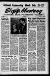 El Mustang, February 19, 1960