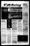 El Mustang, September 16, 1960