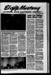 El Mustang, October 18, 1960