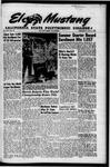 El Mustang, July 3, 1957