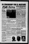 El Mustang, April 26, 1962