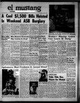 El Mustang, October 8, 1963