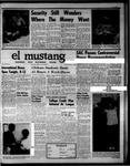 El Mustang, October 11, 1963