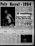 El Mustang, April 24, 1964