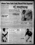 El Mustang, November 3, 1964