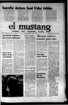 El Mustang, April 13, 1965