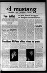El Mustang, May 28, 1965