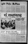 El Mustang, November 9, 1965