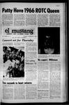 El Mustang, February 8, 1966