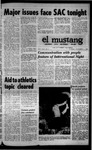 El Mustang, November 1, 1966
