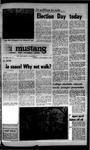 El Mustang, November 8, 1966