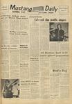 Mustang Daily, April 10, 1967