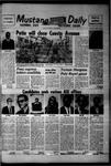 Mustang Daily, April 14, 1967