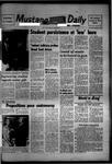 Mustang Daily, April 17, 1967