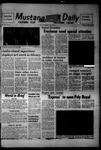 Mustang Daily, April 21, 1967