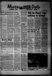 Mustang Daily, May 8, 1967