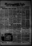 Mustang Daily, May 10, 1967