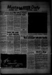 Mustang Daily, May 17, 1967