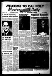 Mustang Daily, September 27, 1967