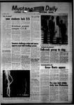 Mustang Daily, October 2, 1967