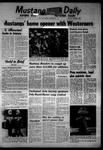 Mustang Daily, October 6, 1967