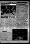 Mustang Daily, October 16, 1967