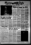 Mustang Daily, October 18, 1967