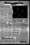 Mustang Daily, October 20, 1967