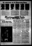 Mustang Daily, October 23, 1967