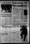 Mustang Daily, October 27, 1967