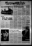 Mustang Daily, November 1, 1967