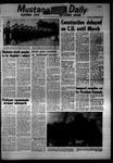 Mustang Daily, November 6, 1967