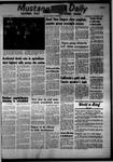 Mustang Daily, November 8, 1967