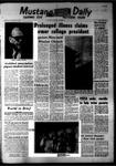 Mustang Daily, November 13, 1967
