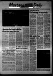 Mustang Daily, November 15, 1967